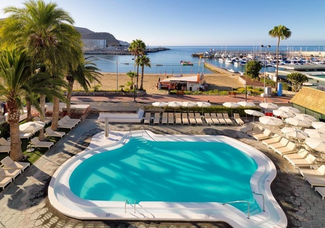 Pool XQ Vistamar Appartements Gran Canaria